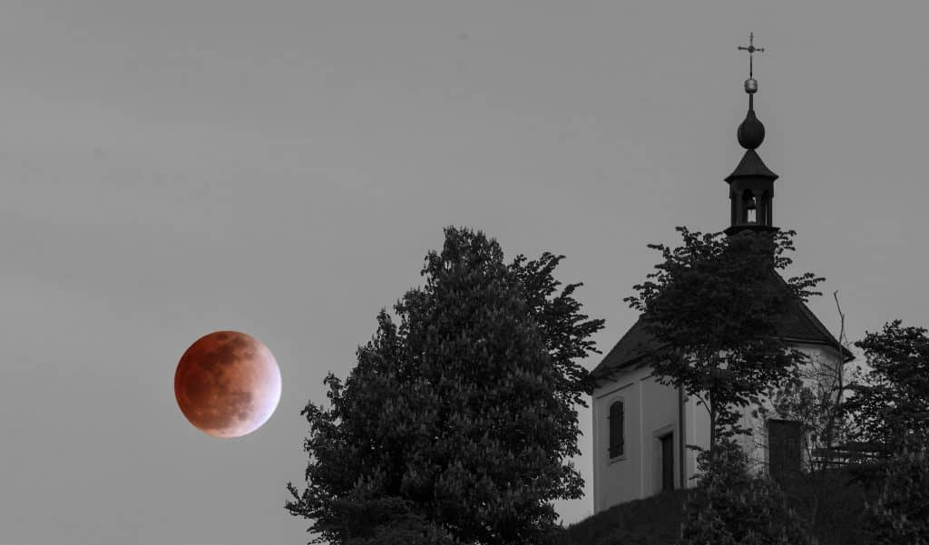 Religious Context for Blood Moon