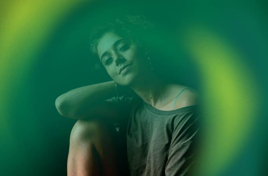 Light Green Aura
