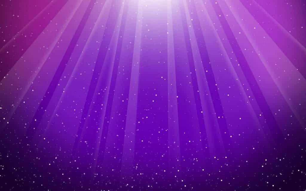 Light Purple Aura